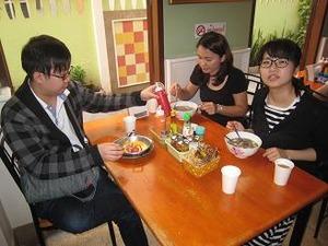 ノンカイでベトナム料理