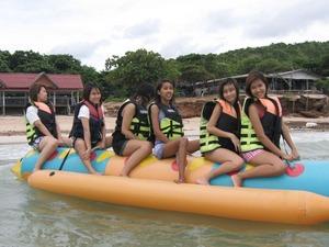 2009「バナナボート」