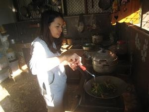 T先生の手料理