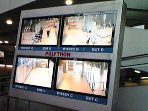 2114「スワンアプーム空港の画面」