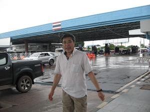 タイ再入国