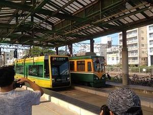 鹿児島駅到着