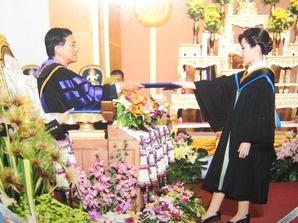 2132「大学卒業証書」