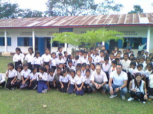 2021「なかよし学校の子供達」