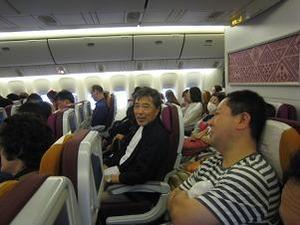 いざ飛行機でチェンマイへ