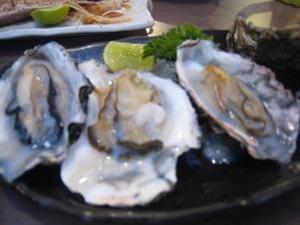 プリプリ牡蠣