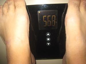 8キロだぞ