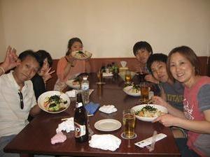 アユタヤ観光の昼食
