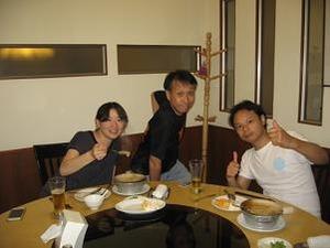 タイ最後の晩餐