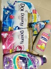 柔軟剤入洗剤