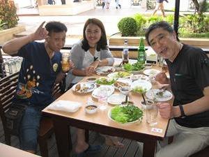 ベトナム料理店