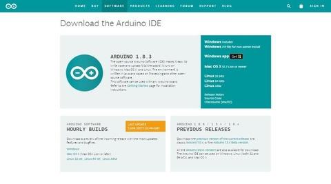 170613_Arduino Software