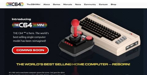 The C64 Mini Computer   The Official C64 website_640
