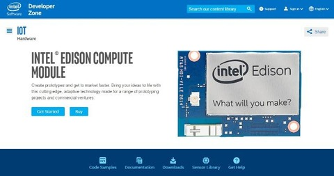 The Intel Edison Module_
