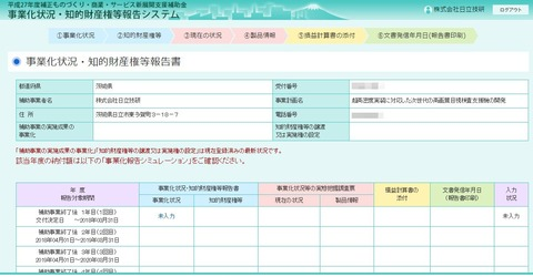 H27_事業化状況・知的財産権等報告書