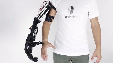 Youbionic+Arm