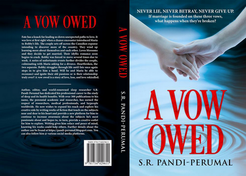 A Book That Peeks Into The Realm Of 'Happily Ever After',A VOW OWED