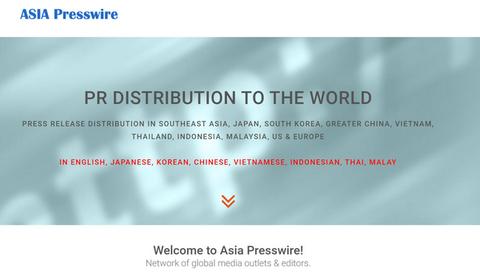 Best News release Distribution Services In 2020 via AsiaPresswire
