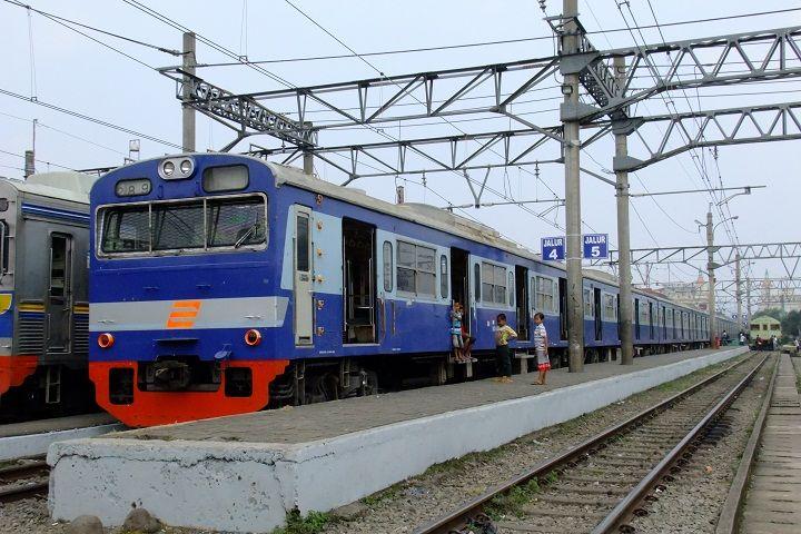 亜洲鉄道日記 : KL3