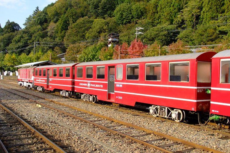 2012年11月1日 大井川鐵道 3 : ...