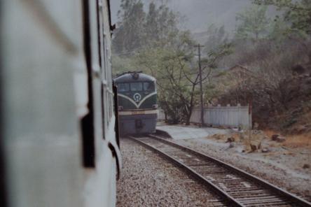 亜洲鉄道日記 : 2007年11月10日