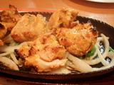 本格的インド料理 MANNA(糧 マナ)チキンティッカ
