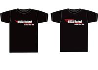 10周年Tシャツ対比