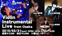 2019.03.31 Violin Instrumental Live