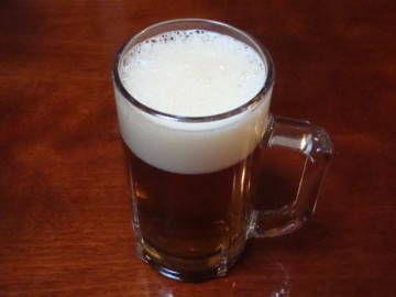 手づくりビール ジョッキ