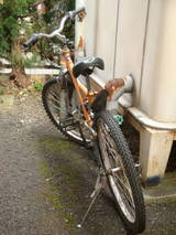 不要自転車