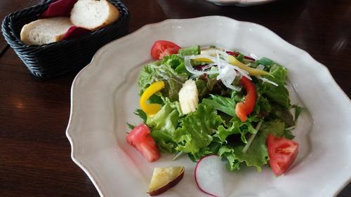 CANTINA SICILIANA(糸島野菜のたっぷりサラダ)