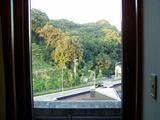 Kの病室の窓から見えた風景