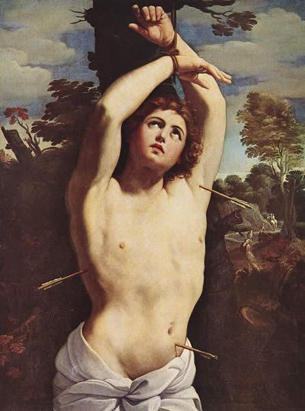 三島由紀夫が愛した一枚の絵、グイド・レーニの「聖セバスチャンの殉教 ...