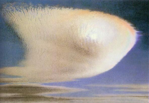 北の巨匠」と呼ばれた日本画家・岩橋英遠と雲 : TOMORROW MAN
