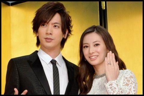 【竹下登の孫】DAIGOと北川景子の結婚披露宴の出席者www意外にもwww(画像あり)