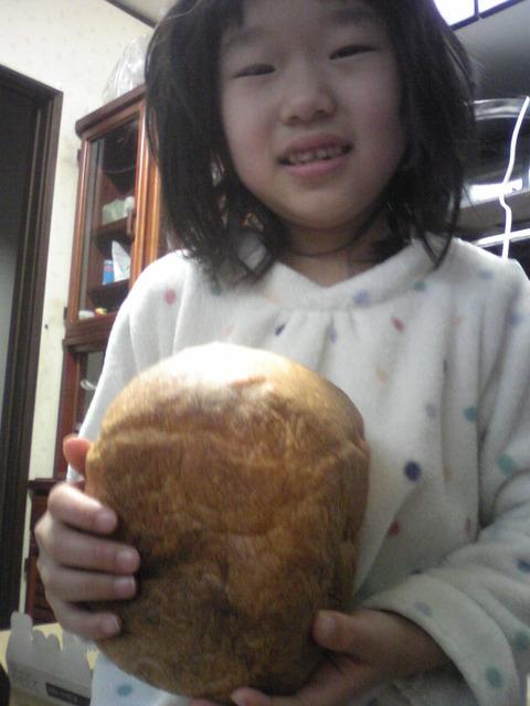 焼きたてパン�
