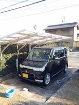 タント洗車