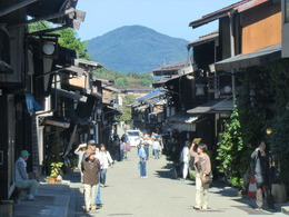 奈良井宿の写真 002