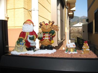 マイホーム クリスマス 飾る 飾り 小田原