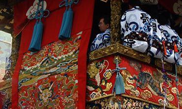 川島セルコン 祇園祭