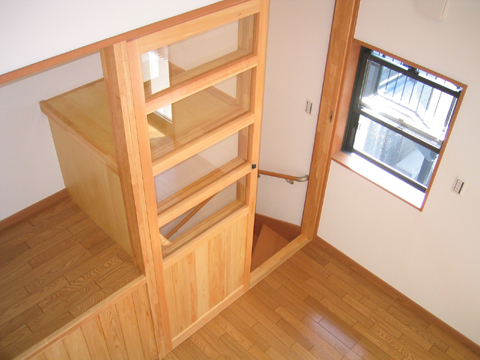 階段 空間