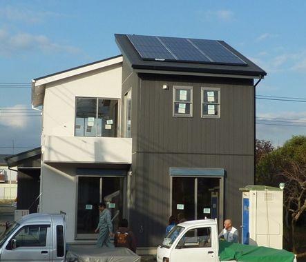 太陽講発電