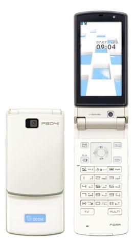 f904i携帯