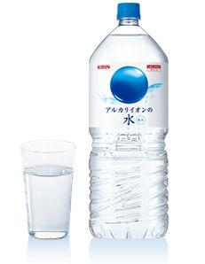 キリンのアルカリイオン水