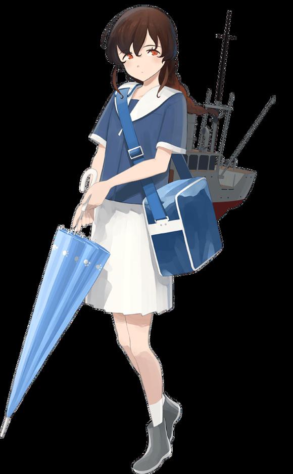 【梅雨】宗谷(特務艦)