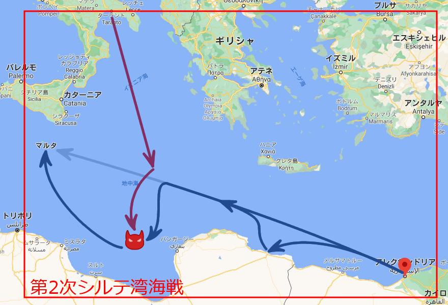 第2次シルテ湾海戦
