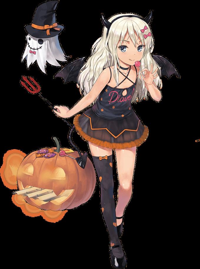 【Halloween】Grecale