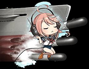 熟練聴音員+後期型艦首魚雷(6門)combi