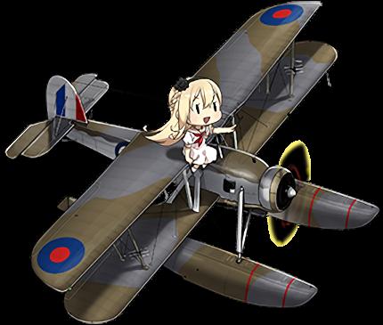 Swordfish Mk.II改(水偵型)combi