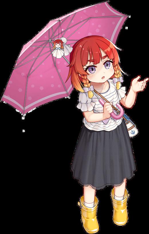 【梅雨】択捉